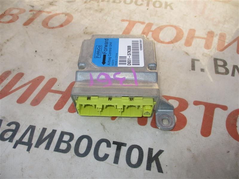 Блок srs Mazda Demio DE5FS ZY-VE 2008 1361 d651-57k30b