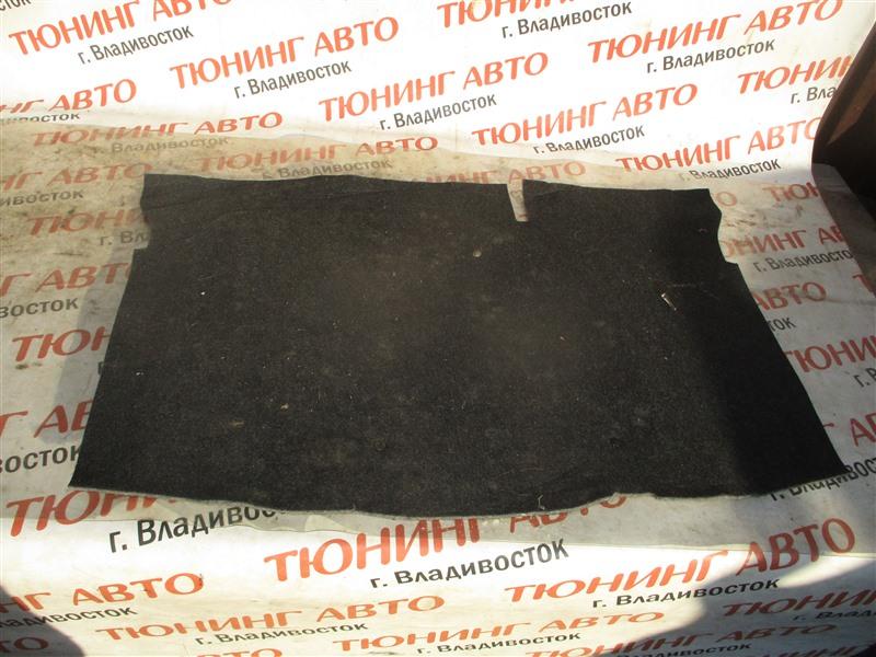Пол багажника пластик Mazda Demio DE5FS ZY-VE 2008 1361