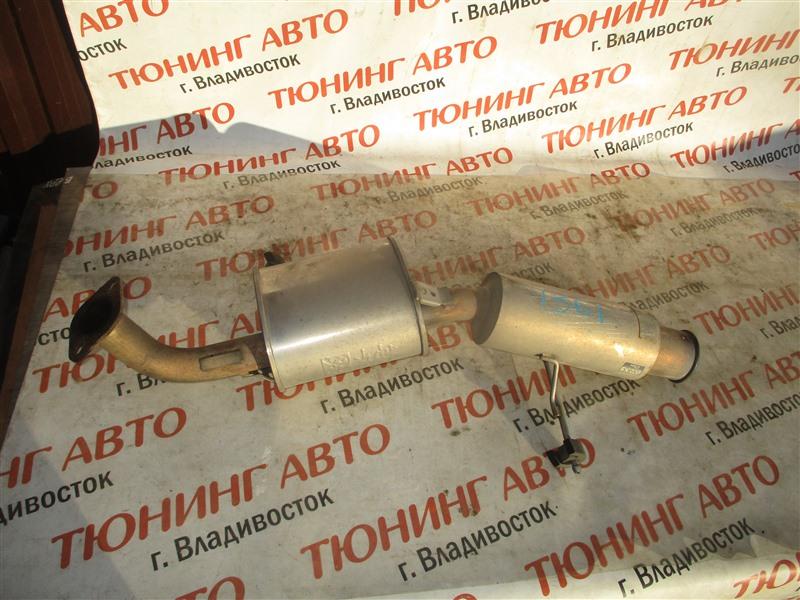 Глушитель Mazda Demio DE5FS ZY-VE 2008 1361т