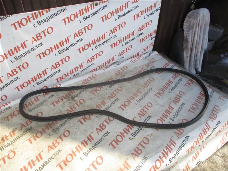 Уплотнительная резинка багажника Mazda Demio DE5FS ZY-VE 2008 1361