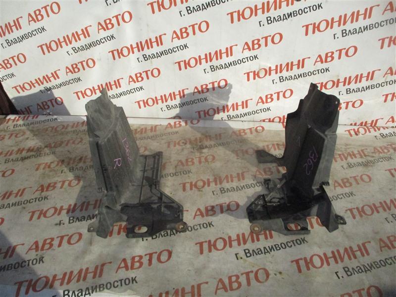 Защита двигателя Honda Fit GK4 L13B 2014 1362