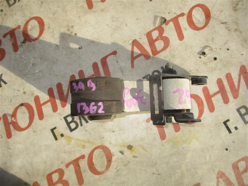 Подушка двигателя Honda Fit GK4 L13B 2014 задняя 1362