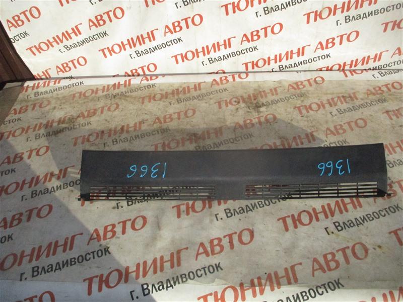 Накладка замка багажника Mitsubishi Colt Z27A 4G15T 2009 1366