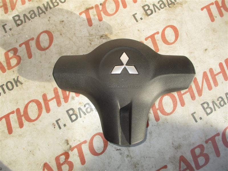 Airbag на руль Mitsubishi Colt Z27A 4G15T 2009 1366