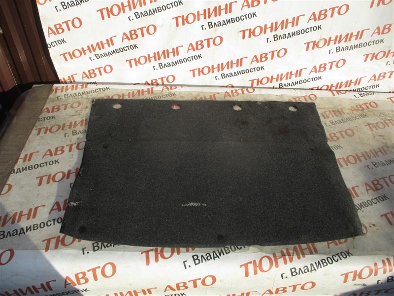 Пол багажника пластик Mitsubishi Colt Z27A 4G15T 2009 1366