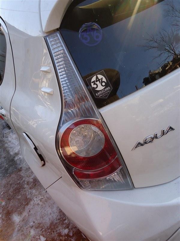 Стоп-сигнал Toyota Aqua NHP10 1NZ-FXE 2012 правый 52252 1369