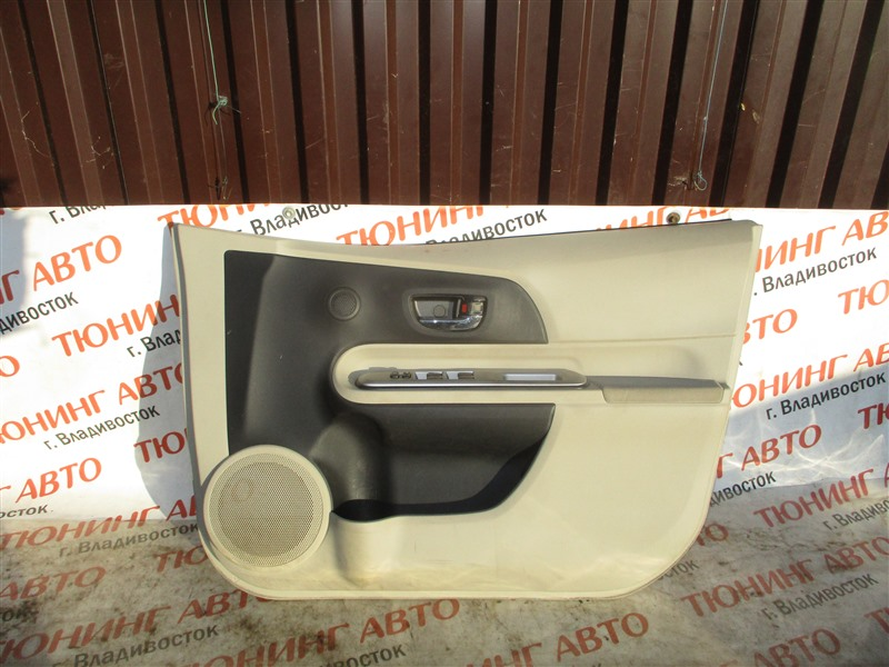Обшивка дверей Toyota Aqua NHP10 1NZ-FXE 2012 1369