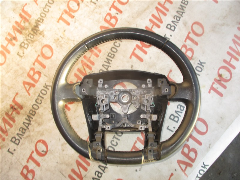 Руль Toyota Aqua NHP10 1NZ-FXE 2012 1369