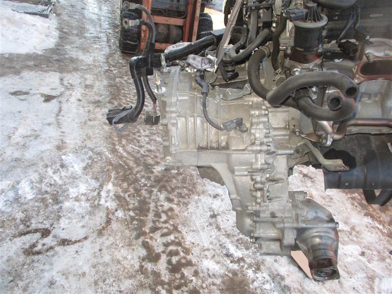 Акпп Honda Fit GK4 L13B 2014 sr1a 1362
