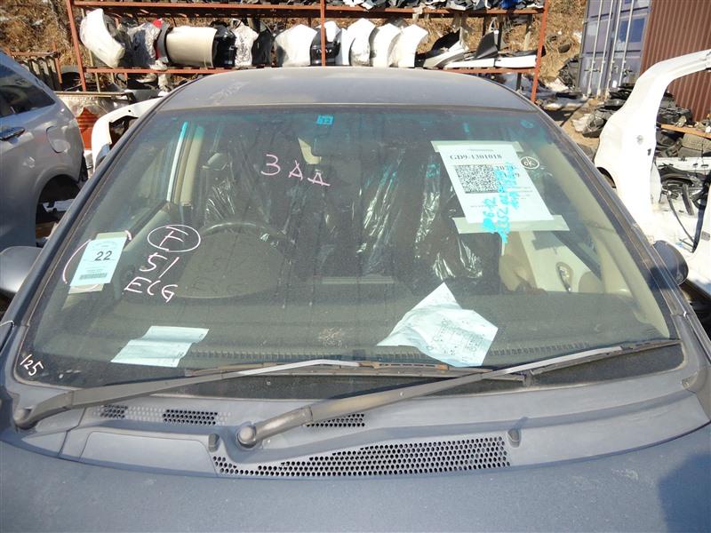 Лобовое стекло Honda Fit Aria GD6 L15A 2006 1373