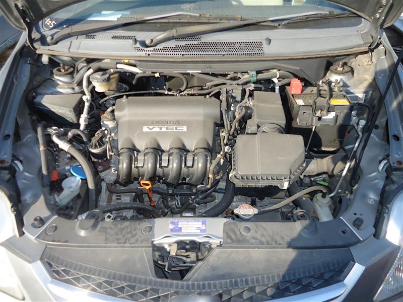 Радиатор кондиционера Honda Fit Aria GD8 L15A 2006 1373