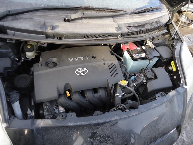 Акпп Toyota Vitz NCP91 1NZ-FE 2009 k210-01a 1376