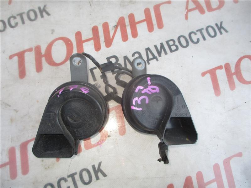 Сигнал звуковой Toyota Vitz NCP91 1NZ-FE 2009 1376