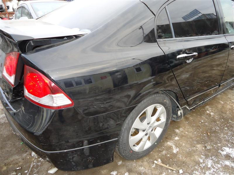 Крыло Honda Civic FD1 LDA 2009 заднее правое черный nh731p 1375