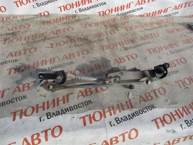 Мотор дворников Toyota Corolla Fielder NKE165 1NZ-FXE 2015 1371