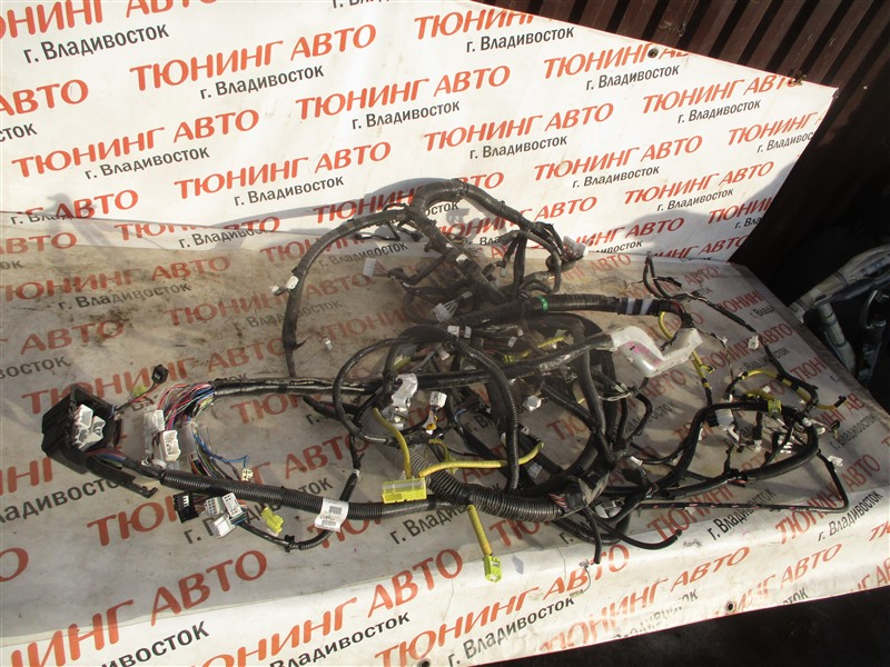 Коса салона Toyota Sequoia USK65 3UR-FE 2009 1364 89580-34022