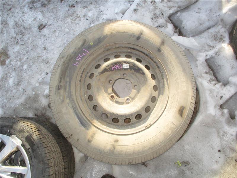 Запаска Toyota Sequoia USK65 3UR-FE 2009 1364