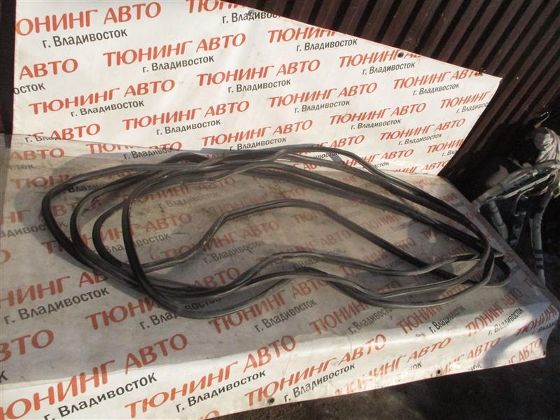 Уплотнительная резинка дверей Toyota Sequoia USK65 3UR-FE 2009 1364