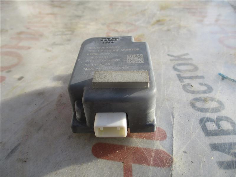 Электронный блок Toyota Sequoia USK65 3UR-FE 2009 1364 89760-0c040