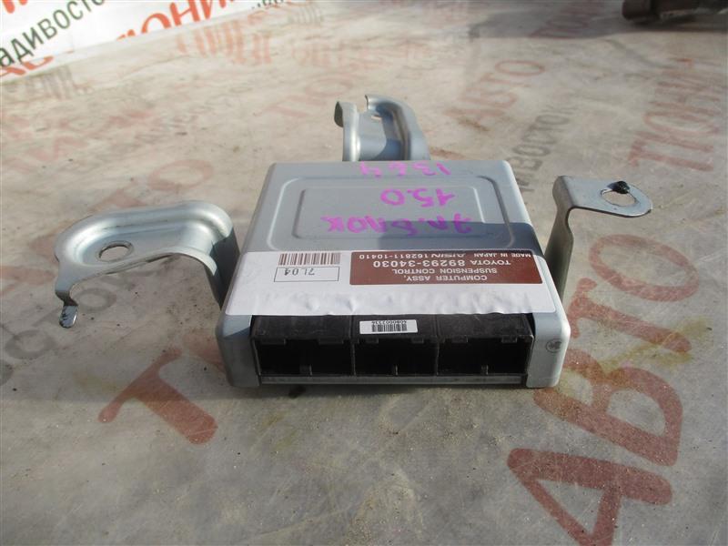 Электронный блок Toyota Sequoia USK65 3UR-FE 2009 1364 89293-34030