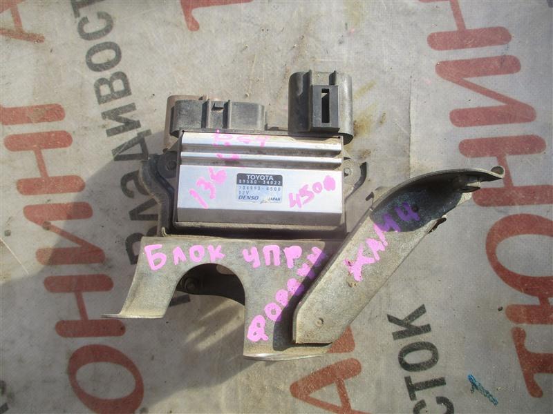 Блок управления форсунками Toyota Sequoia USK65 3UR-FE 2009 1364 89580-34022