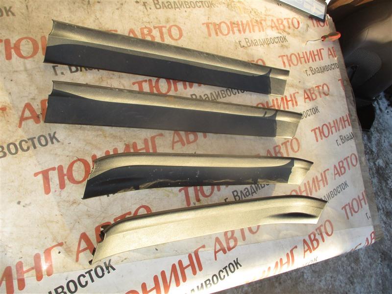 Накладка на порог Honda Odyssey RB2 K24A 2005 1368
