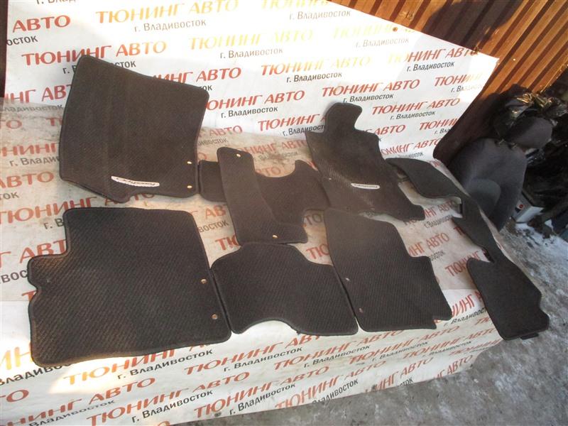 Коврики комплект Honda Odyssey RB2 K24A 2005 1368