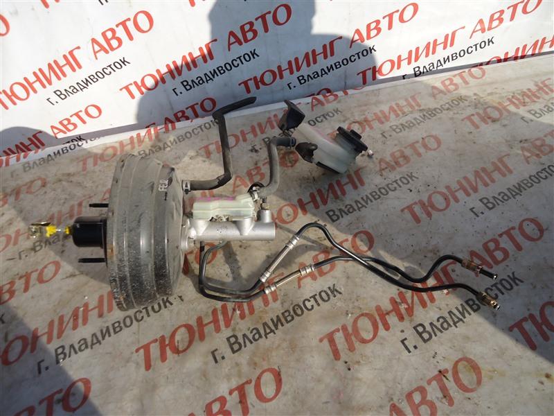 Главный тормозной цилиндр Honda Odyssey RB2 K24A 2005 1368