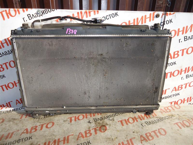Радиатор основной Toyota Camry AVV50 2AR-FXE 2013 1378