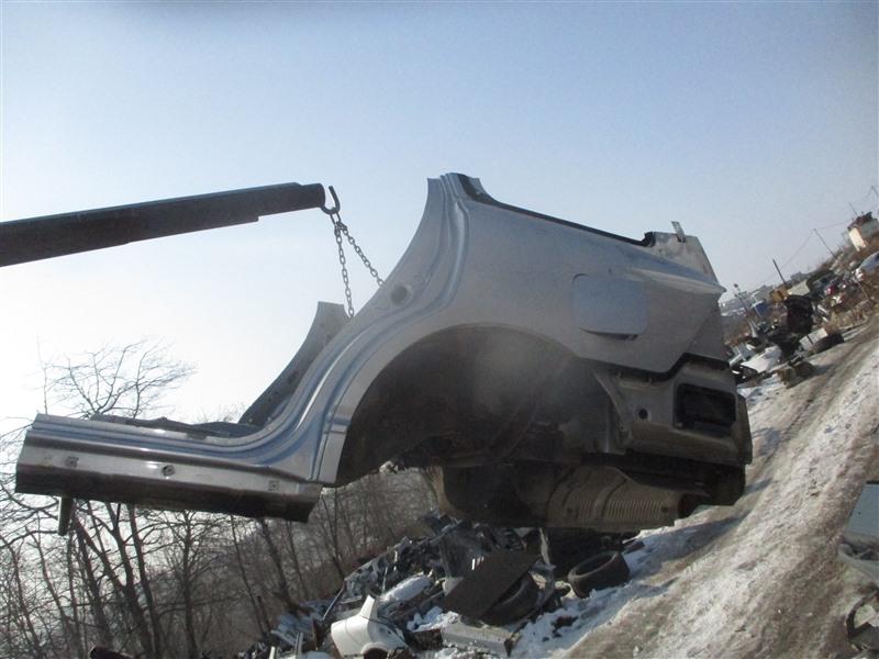 Rear cut Honda Odyssey RB2 K24A 2005 серебро nh623m 1368