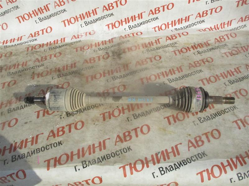 Привод Toyota Sequoia USK65 3UR-FE 2009 задний правый 1364