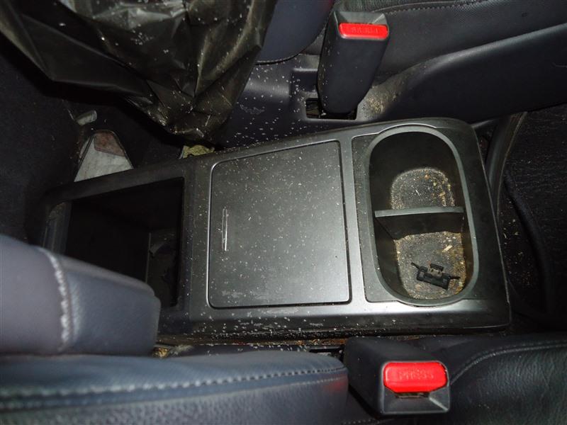 Бардачок между сиденьями Honda Crv RE4 K24A 2008 1372
