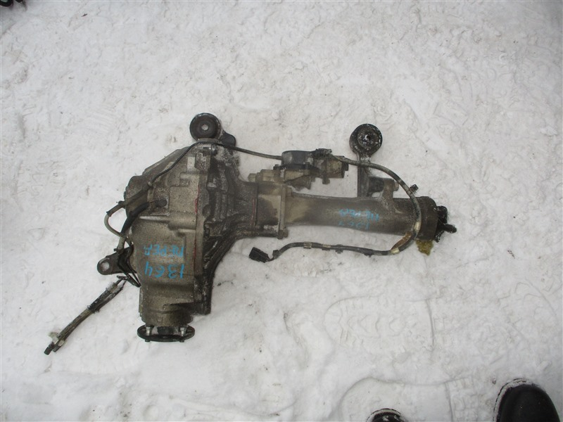 Редуктор Toyota Sequoia USK65 3UR-FE 2009 передний 1364