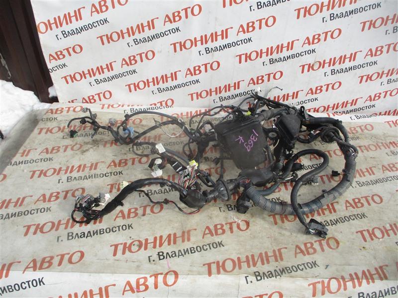 Коса под капот Toyota Aqua NHP10 1NZ-FXE 2012 1369