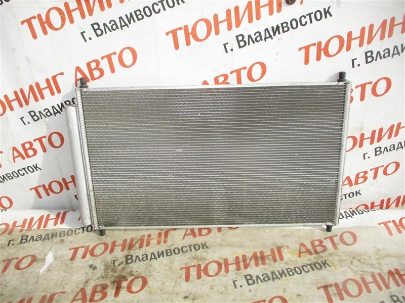 Радиатор кондиционера Toyota Aqua NHP10 1NZ-FXE 2012 1369