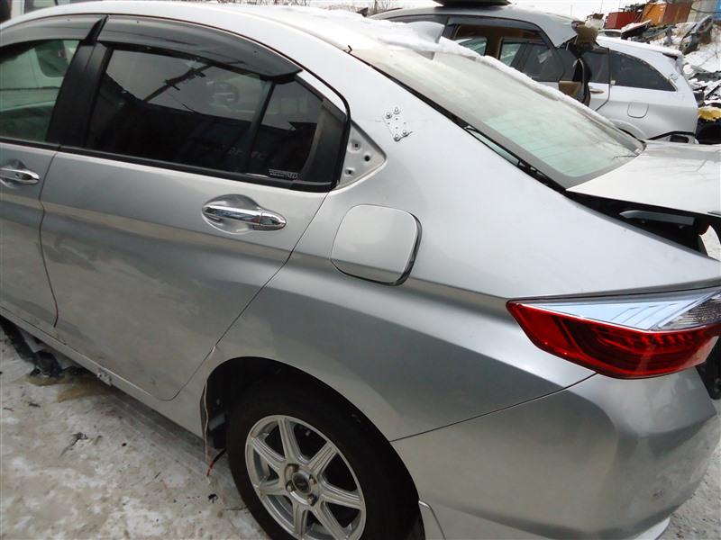 Крыло Honda Grace GM5 LEB 2015 заднее левое серебро nh700m 1379
