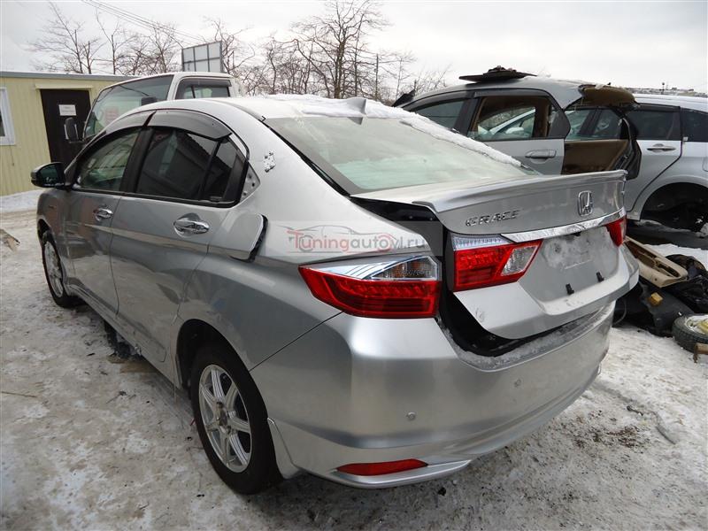 Rear cut Honda Grace GM5 LEB 2015 серебро nh700m 1379