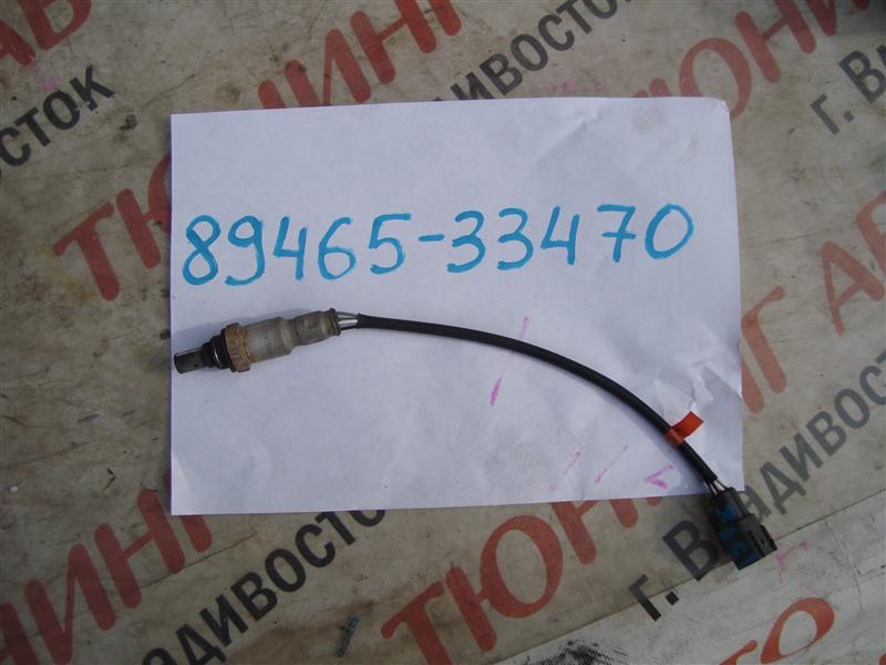 Датчик кислородный Toyota Camry AVV50 2AR-FXE 2013 1378 89465-33470