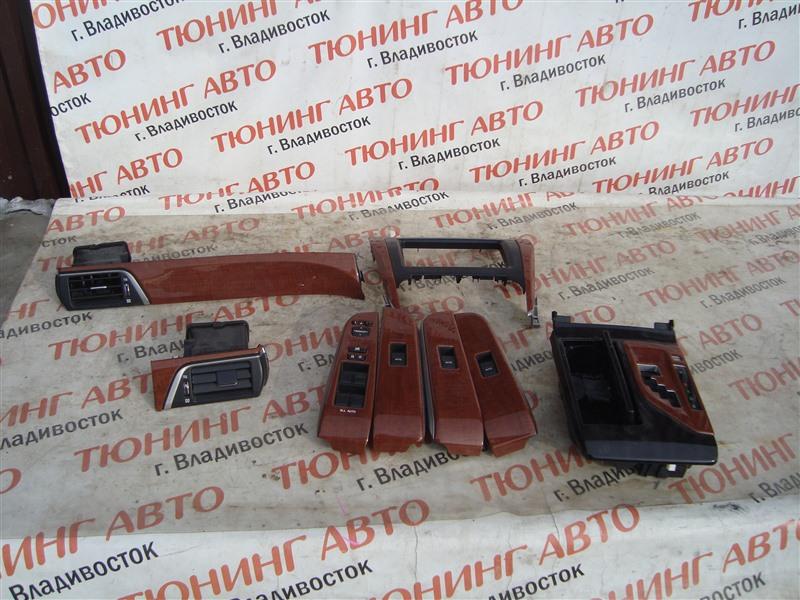 Консоль кпп Toyota Camry AVV50 2AR-FXE 2013 1378