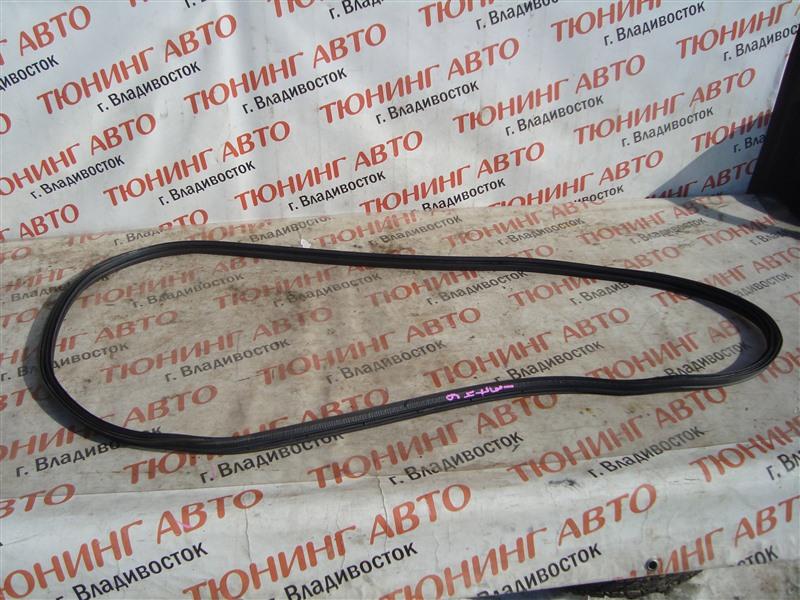 Уплотнительная резинка багажника Honda Fit GP5 LEB 2014 1374