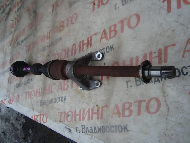Привод Honda Stream RN8 R20A 2009 передний правый 1357