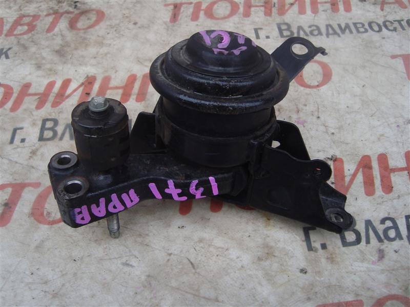 Подушка двигателя Toyota Corolla Fielder NKE165 1NZ-FXE 2015 правая 1371