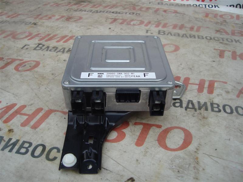 Блок управления рулевой рейкой Honda Stream RN8 R20A 2009 1357 39980-sma-902-m1