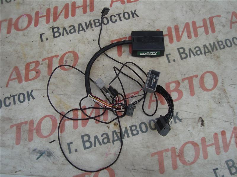 Электронный блок Honda Stream RN8 R20A 2009 1357