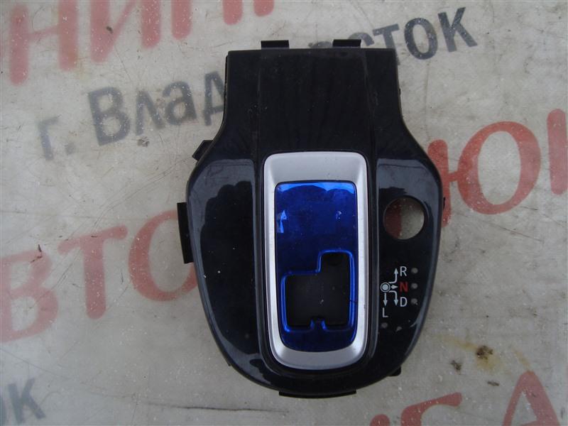 Консоль кпп Honda Fit GP5 LEB 2014 1374