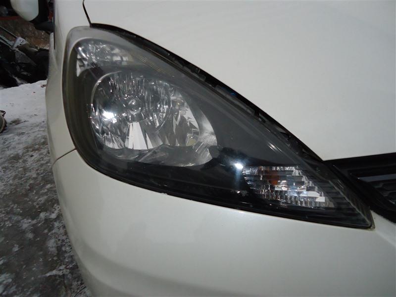 Фара Honda Fit GE8 L15A 2011 передняя правая 9604 1381