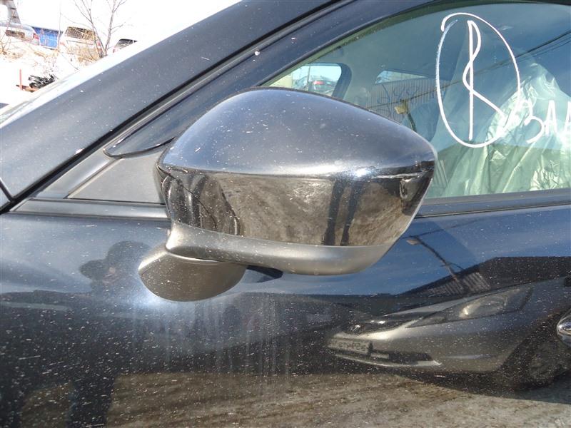 Зеркало Mazda Cx-5 KE2AW SH-VPTS 2013 левое 14 koht черный 16w 1383