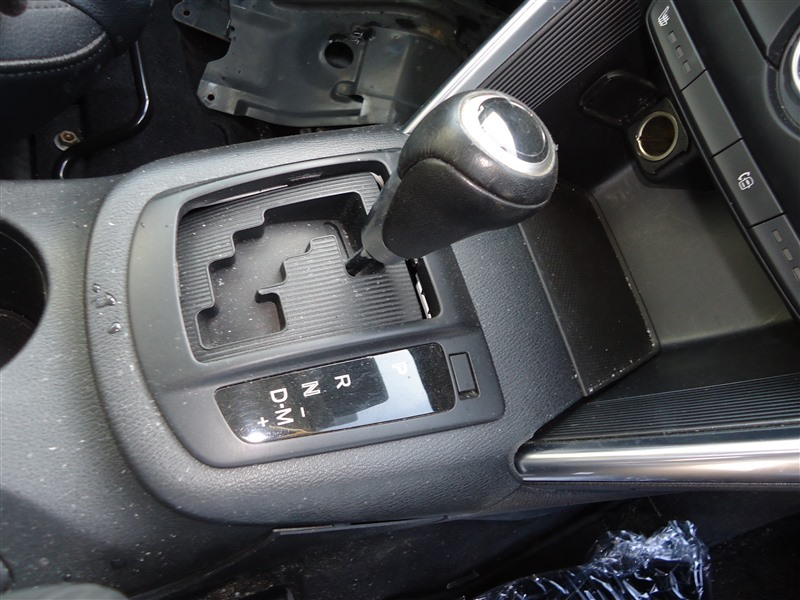 Селектор акпп Mazda Cx-5 KE2AW SH-VPTS 2013 1383