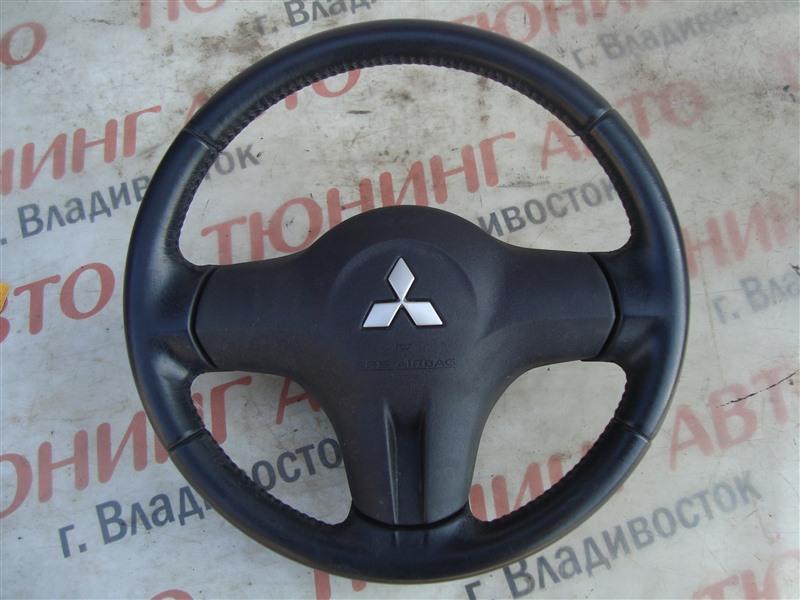 Airbag на руль Mitsubishi Colt Plus Z27A 4G15T 2008 1385