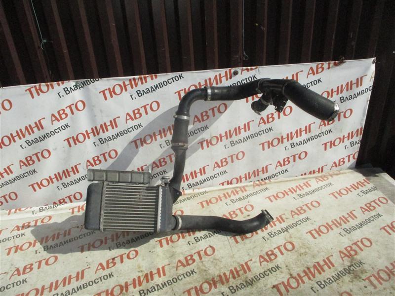 Радиатор интеркулера Mitsubishi Colt Plus Z27WG 4G15T 2006 1358